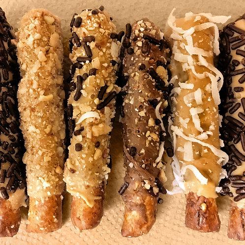2 Boxes of Reese's Peanut Butter Pretzels - 32 Pretzels Bursting with Flavor!