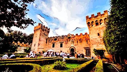 Video matrimonio a Castel Fiorentino