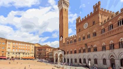 Video Matrimonio a Siena