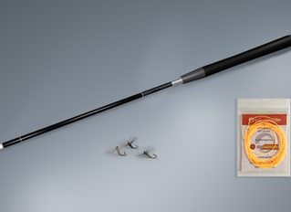 Tanuki Ninja -  World's most sensitive rod.