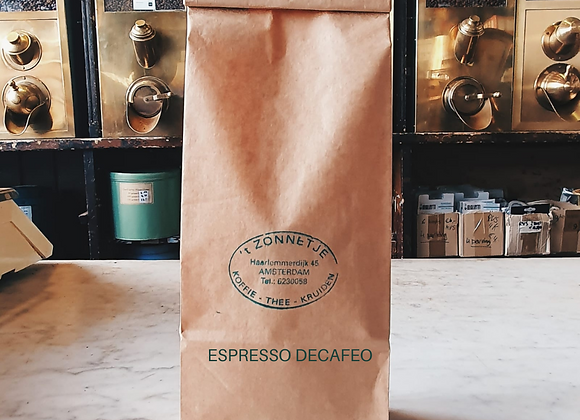 Espresso Decafeo