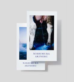Nishimura Akinobu | Name Card