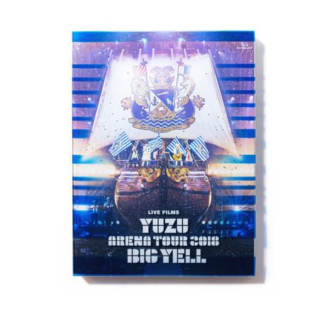 Yuzu Live Films BIG YELL