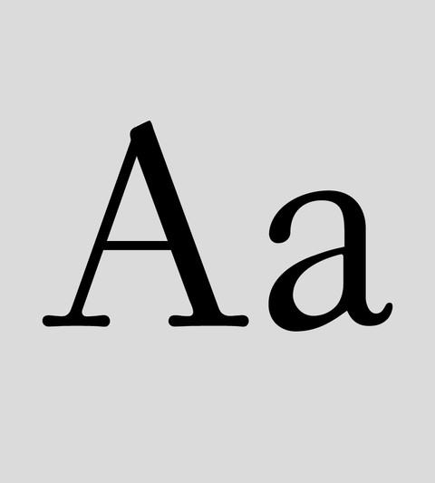 SG | Typeface