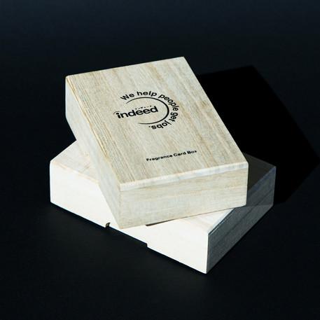 Indeed Fragrance Card Box