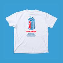 Milk is Power Tshirts