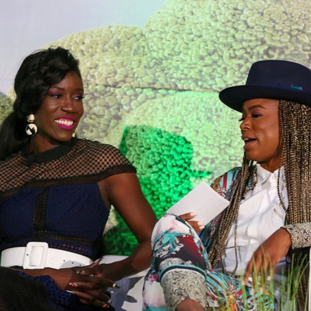 Broccolicon Conference: A Gem or Two for Lady Bosses