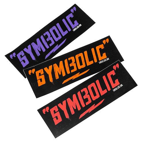 SYM13OLIC STICKER PACK