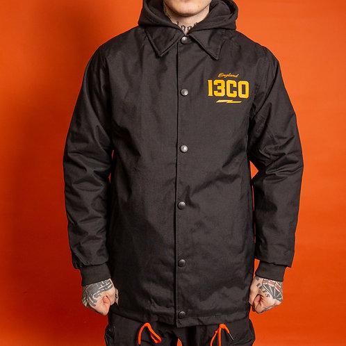 Rise Orange Roach Jacket