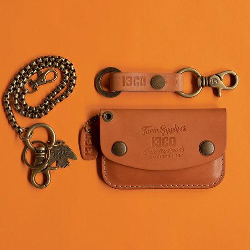 Farin Supply Co x 13CO wallet set