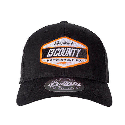 Unleaded Trucker Hat