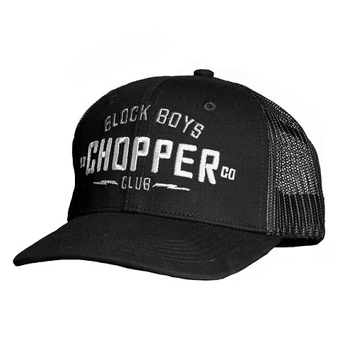 BLOCK BOYS TRUCKER