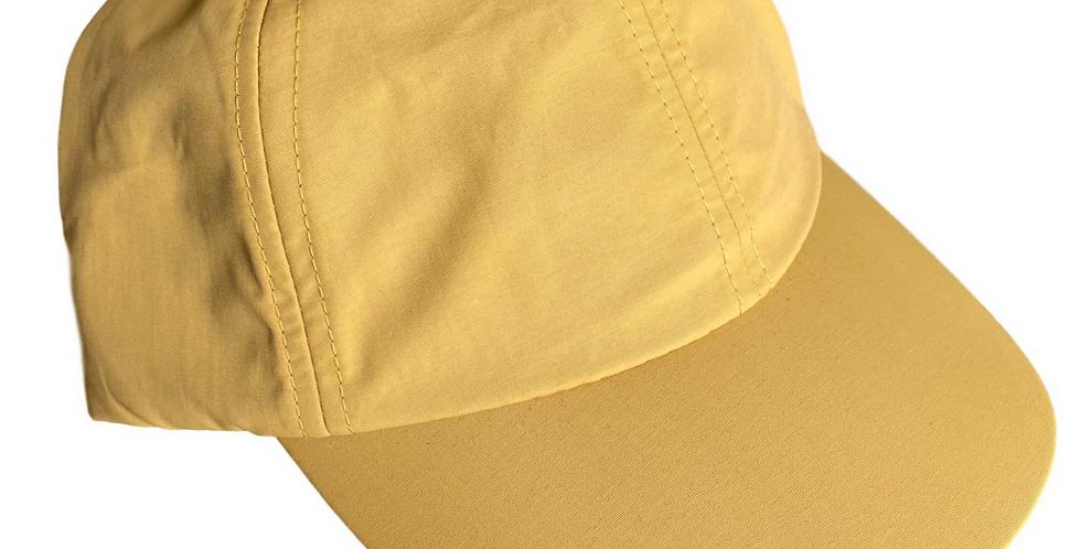Gold Satin  Cap &  Mask Set