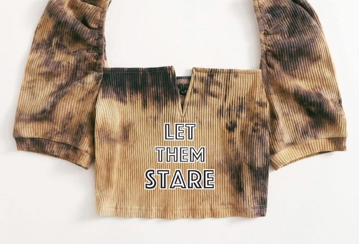 Let Them Stare Retro Collection Women