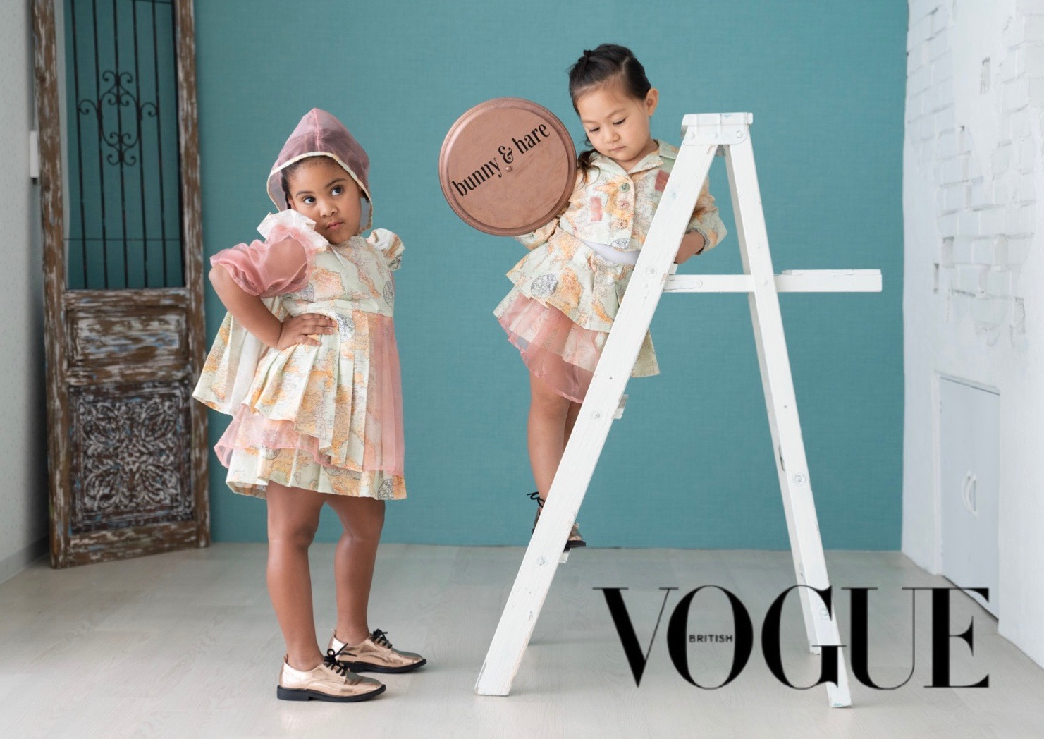 bunny & hare Vogue 2020