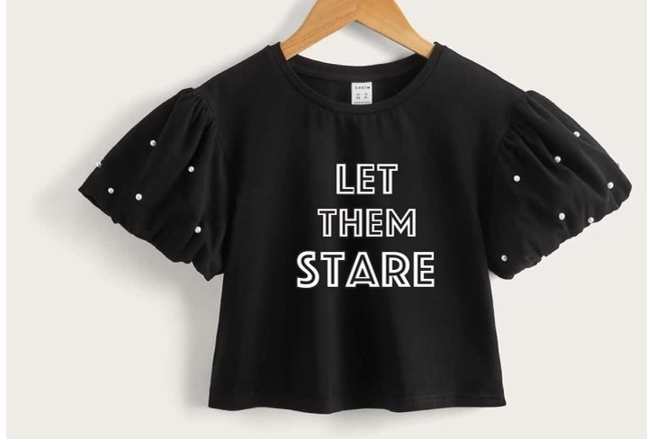 Let Them Stare Retro Collection Kids