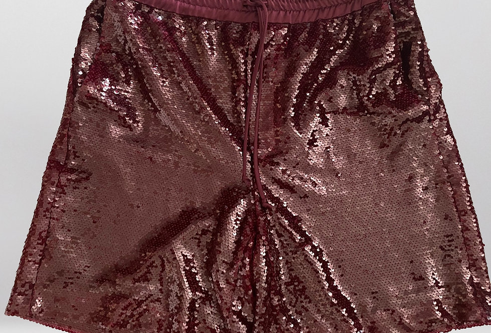 Sequins Bermuda Shorts (Tokyo)