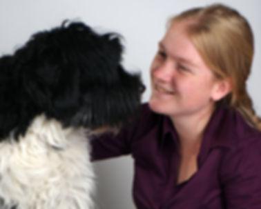 Therapiehonden, psychische hulphonden, honden werken, honden helpen