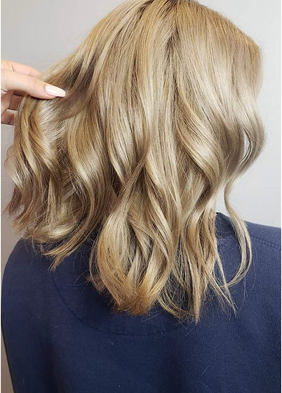 blonde hair color in Grafton MA