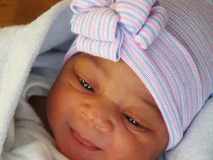 Welcome to the World MJ | My Birth Story (Video)