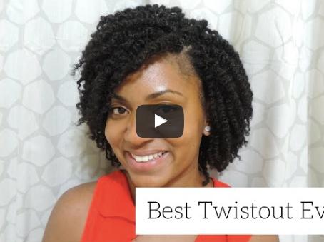 Mini Twist + Super Defined Twistout
