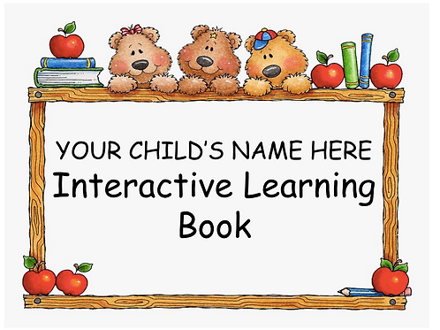 Interactive Learning Book Bundle