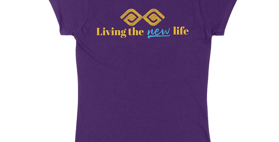 Living the New Life Women's Tee