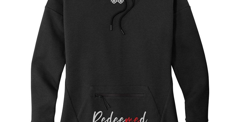 RedeeMEd Women's Cowl Neck Sweatshirt