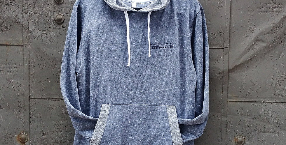 Fort Wayne French Terry Melange Pullover Hoodie