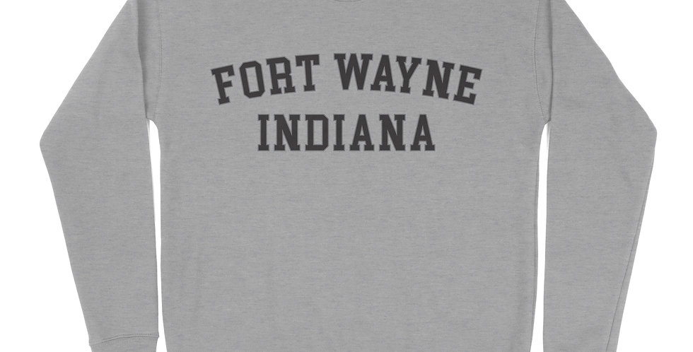 Fort Wayne Indiana College Sweatshirt