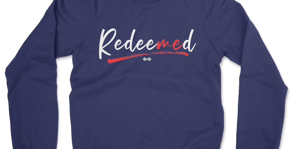 RedeeMEd Fleeced Crewneck Sweatshirt