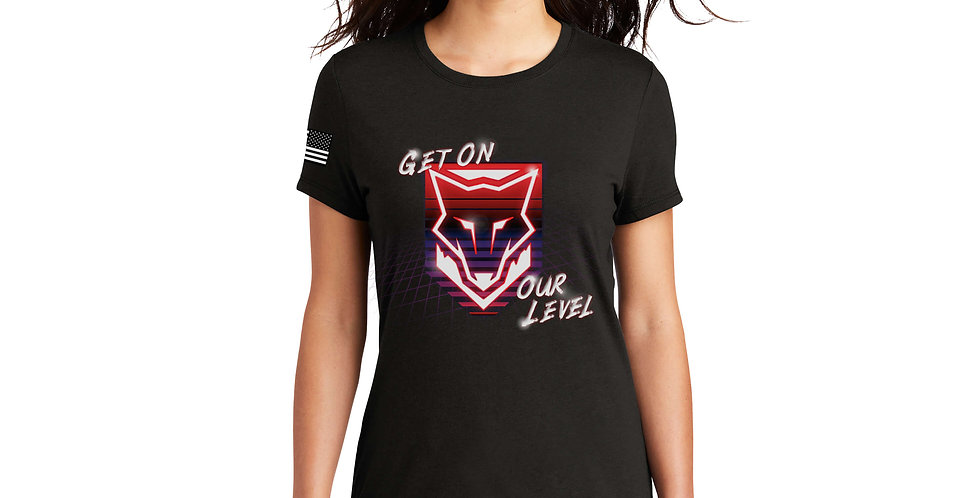 Get On Our Level Women's Tee