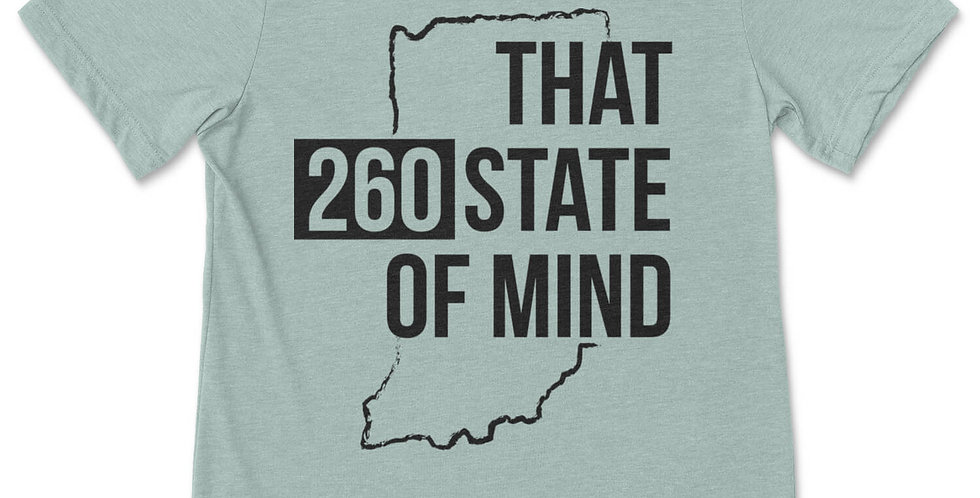 260 State of Mind Tee