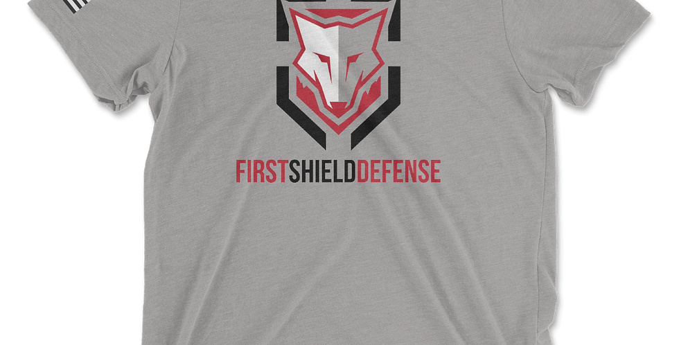 First Shield Defense Student Tee