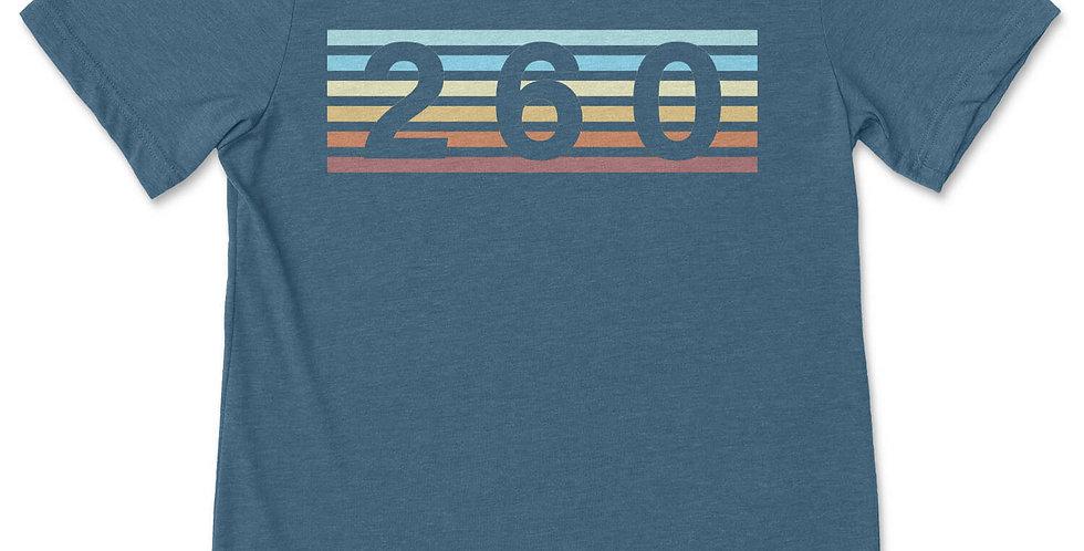 260 Vintage Stripe Tee