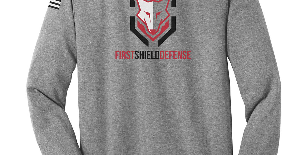 First Shield Defense Unisex Long Sleeve Tee