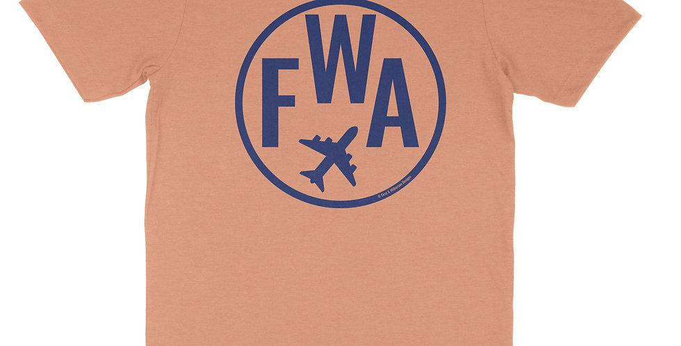 Fort Wayne International Airport Unisex Tee