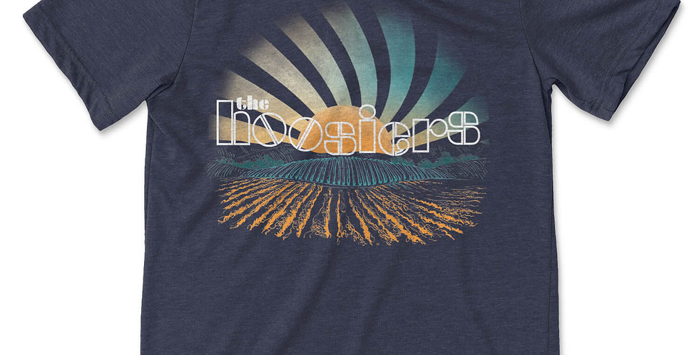 Hoosier Sunset Unisex Tee