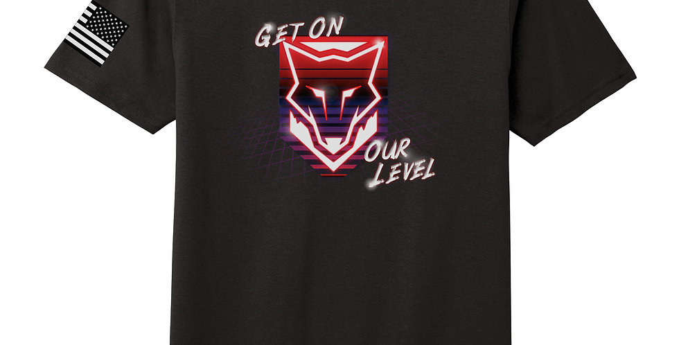 Get On Our Level Unisex Tee