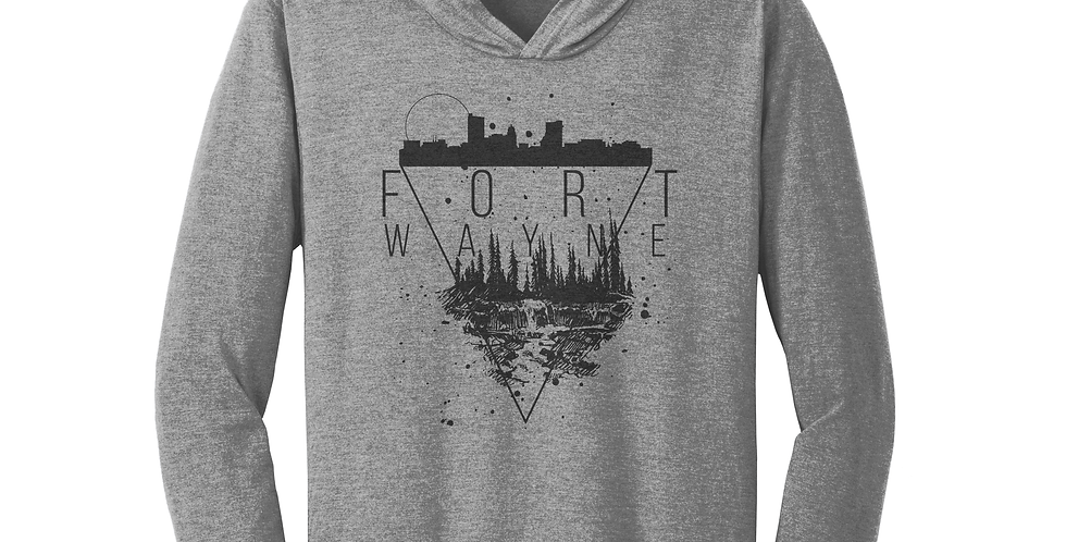 The Great Fortdors Hooded Tee