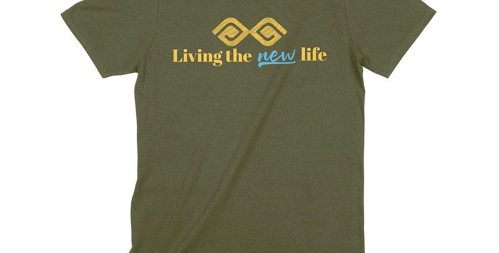 Living the New Life Unisex Tee