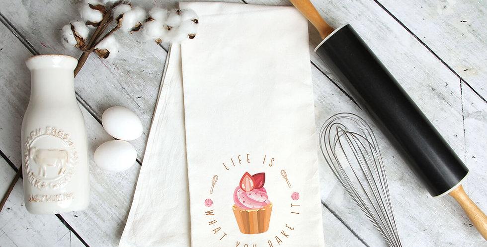 Bake Life Kitchen Towel
