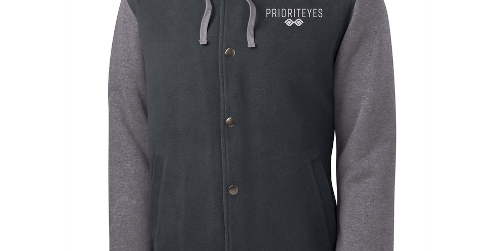 Prioriteyes Insulated Letterman Jacket