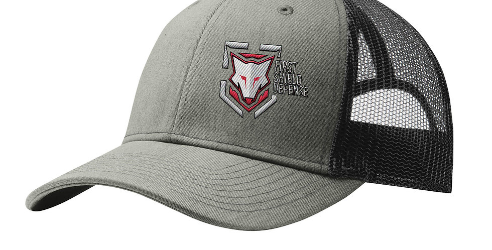 First Shield Defense Snapback Hat