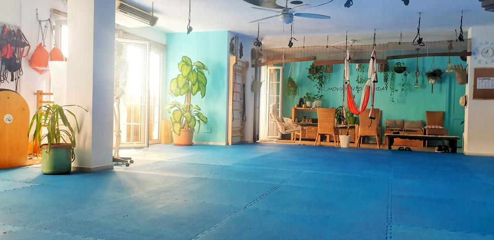 """Studio FusiOM """" Escuela de Pilates y Yoga """""""