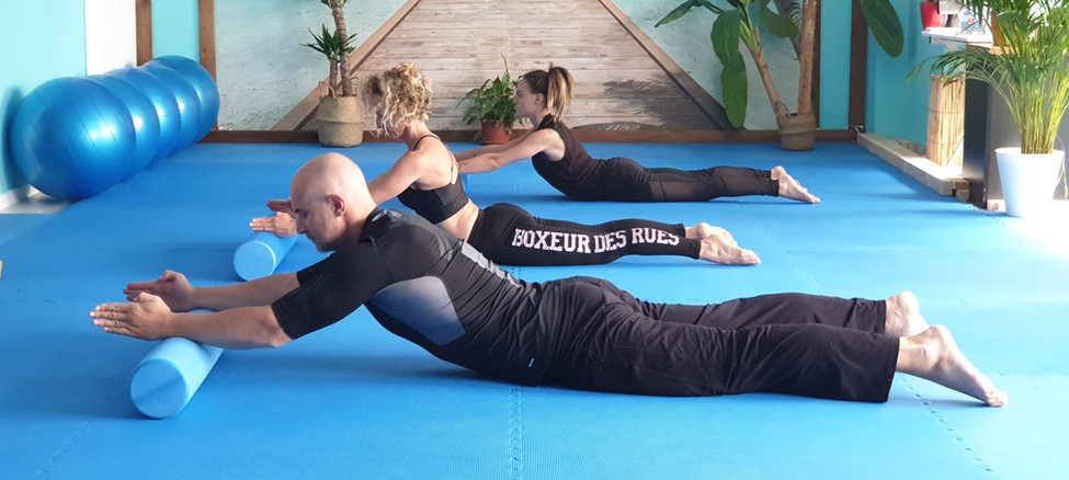 Pilates Props