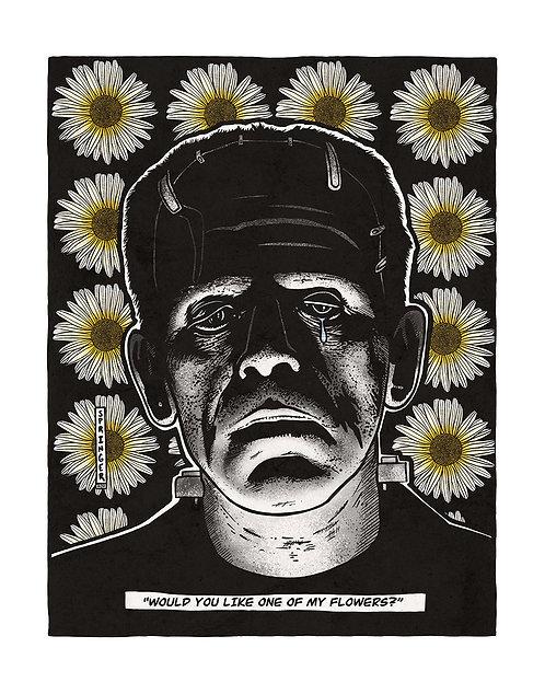 "ART PRINT - ""Frankenstein"""