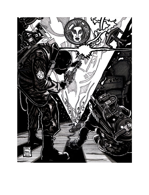 """ART PRINT - """"One Down, 998 to Go"""""""