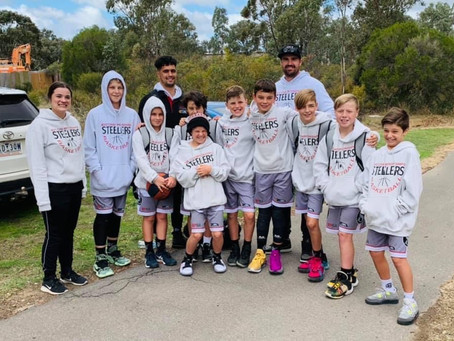 Under 12 Boys BV Country Championship Campaign