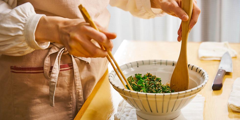 体質改善料理教室 初級
